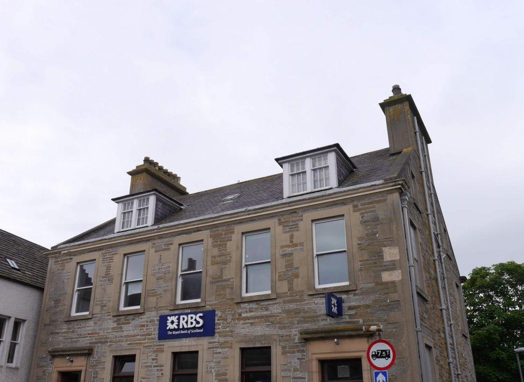 5 Bedrooms Town House for sale in The Bank House, Kirkwall