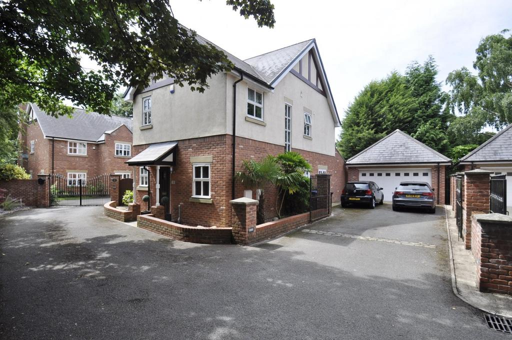4 Bedrooms Detached House for sale in Lyme Lea Close, Cheadle Hulme