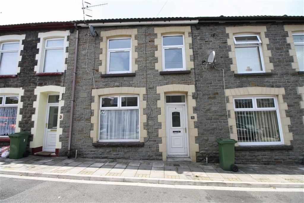 3 Bedrooms Terraced House for sale in Consort Street, Mountain Ash