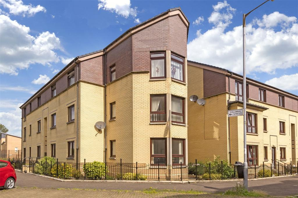 2 Bedrooms Flat for sale in 0/2, 2 Columba Street, Govan, Glasgow, G51