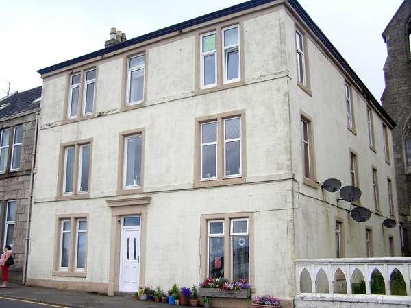 2 Bedrooms Flat for sale in 2/L, 38 Glasgow Street, Millport, Isle of Cumbrae, KA28 0DL