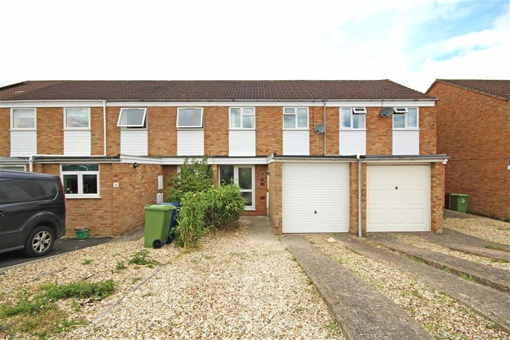 3 Bedrooms Terraced House for sale in Willow Close, Woodmancote, Cheltenham, GL52