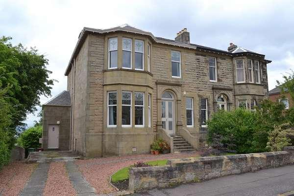 4 Bedrooms Semi-detached Villa House for sale in 133 Stewarton Drive, Cambuslang, Glasgow, G72 8DH