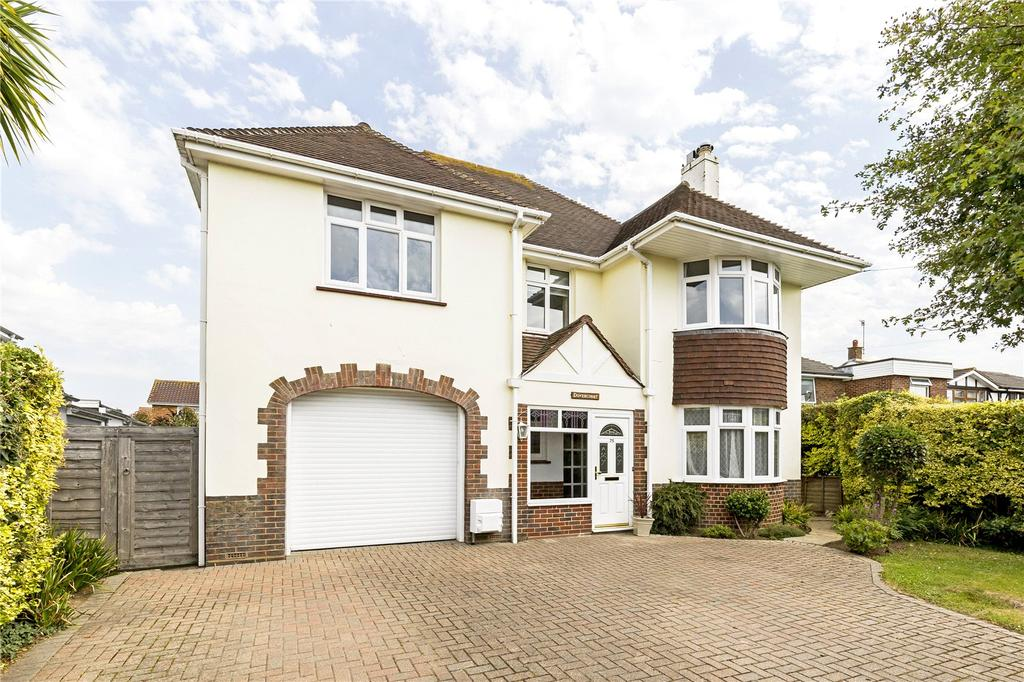 4 Bedrooms Detached House for sale in Crossbush Road, Felpham, Bognor Regis, West Sussex