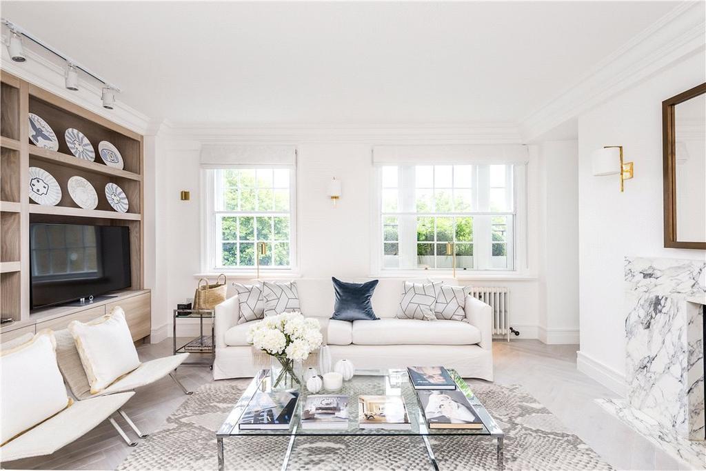 2 Bedrooms Flat for sale in Ovington Court, 197-205 Brompton Road, Knightsbridge, London, SW3