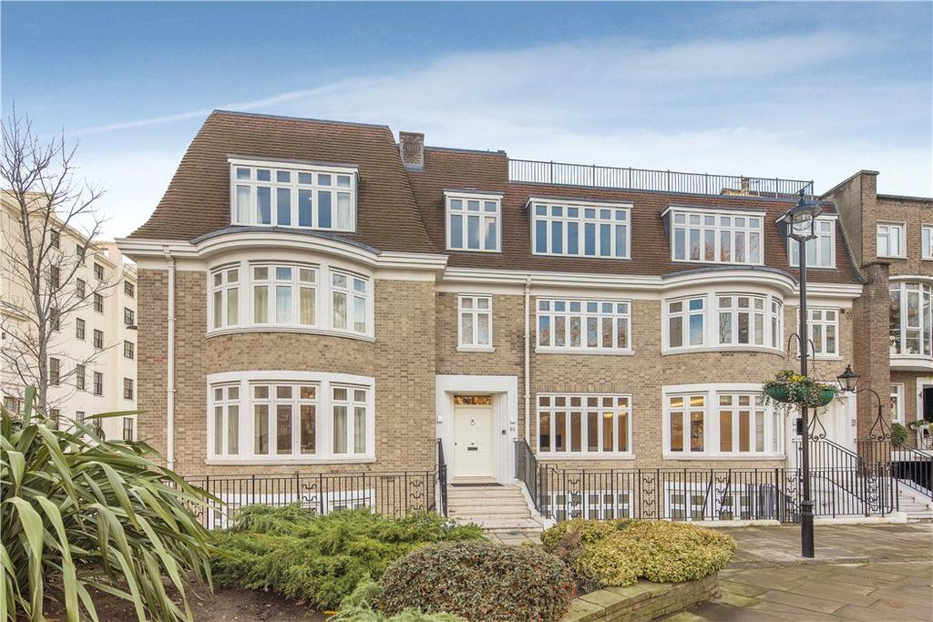 6 Bedrooms Terraced House for sale in Sussex Square, Hyde Park, London, W2