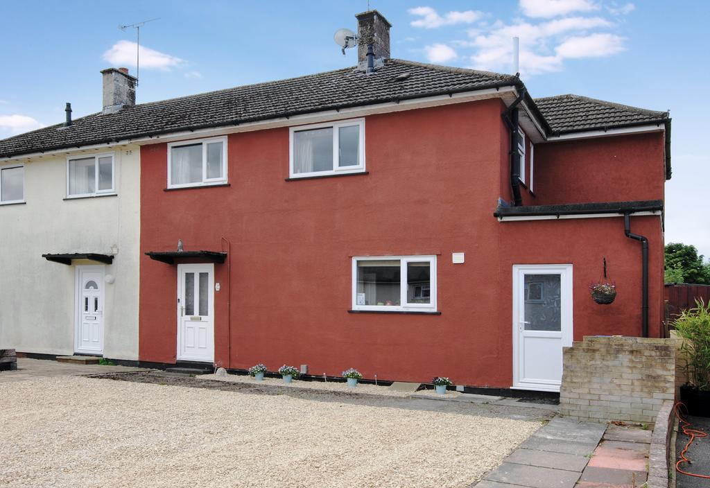 4 Bedrooms Semi Detached House for sale in Imber Avenue, Amesbury, Salisbury SP4