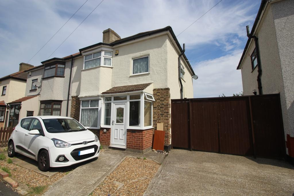 3 Bedrooms Semi Detached House for sale in Herbert Road Bexleyheath DA7
