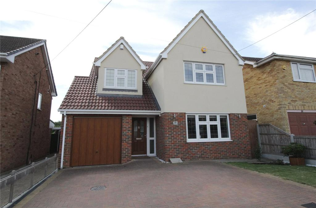 4 Bedrooms Detached House for sale in Buller Road, Laindon, Essex, SS15