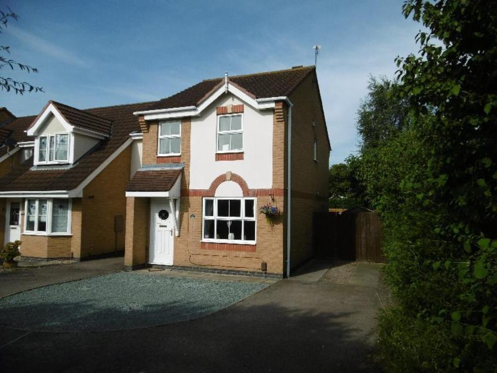 3 Bedrooms House for sale in Celandine Drive, Melton Mowbray