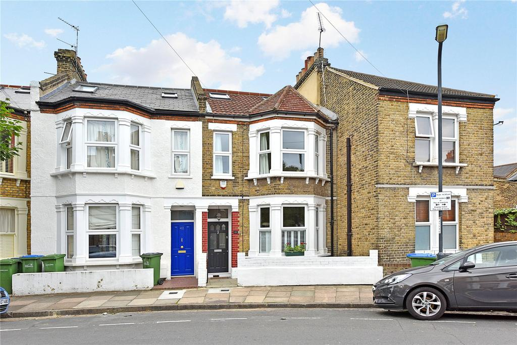 4 Bedrooms Terraced House for sale in Woodlands Park Road, London