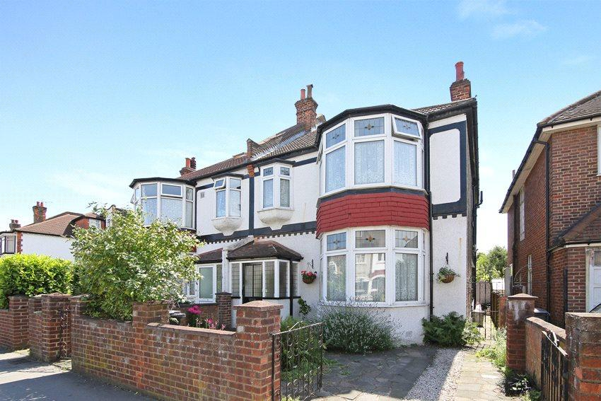 4 Bedrooms Semi Detached House for sale in Norbury Crescent, Norbury, SW16