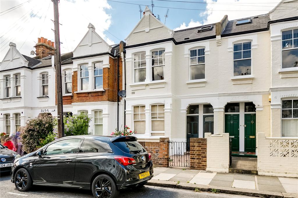 2 Bedrooms Flat for sale in Wardo Avenue, Fulham, London