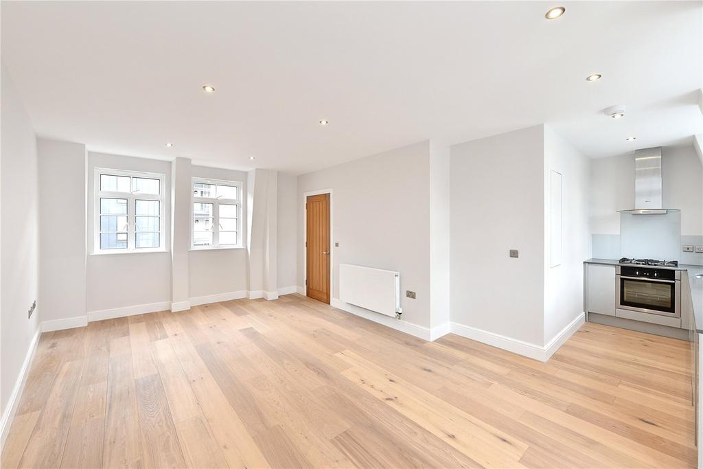 1 Bedroom Flat for sale in Hertford Road, Islington, London