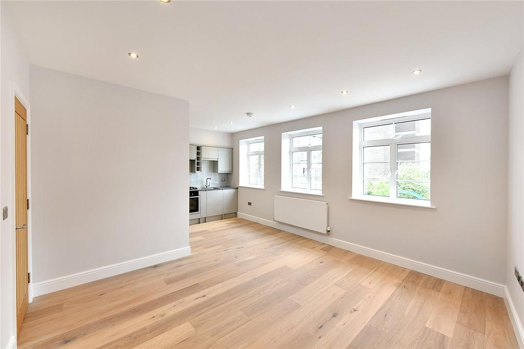 2 Bedrooms Flat for sale in Hertford Road, Islington, London