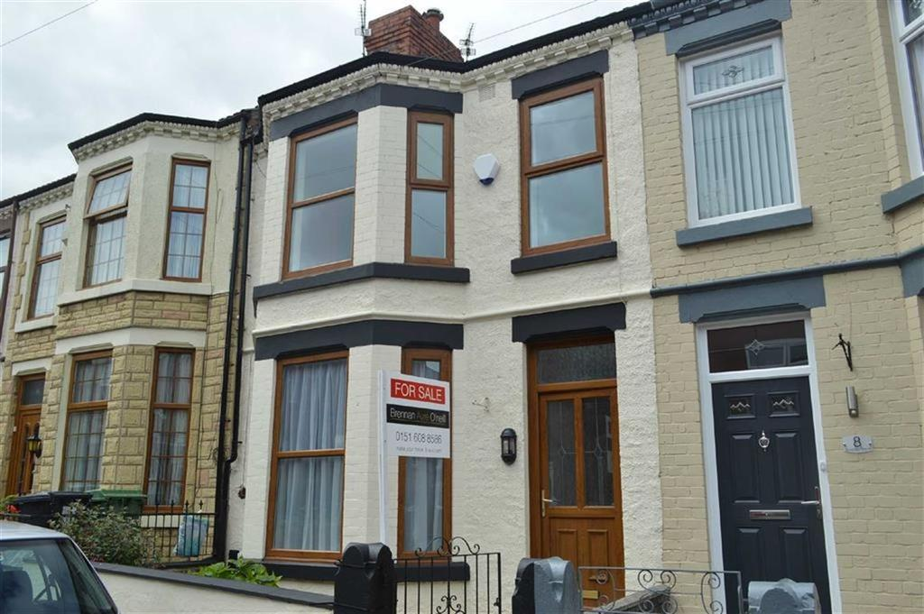 4 Bedrooms Terraced House for sale in Alvanley Place, Birkenhead, CH43
