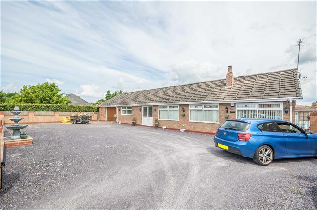 3 Bedrooms Detached Bungalow for sale in Holywell Road, Ewloe, Flintshire, Deeside, Flintshire