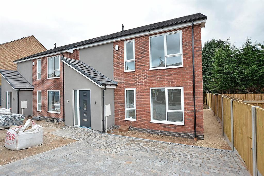 3 Bedrooms Detached House for sale in Plot 1, Chester Street, Mansfield