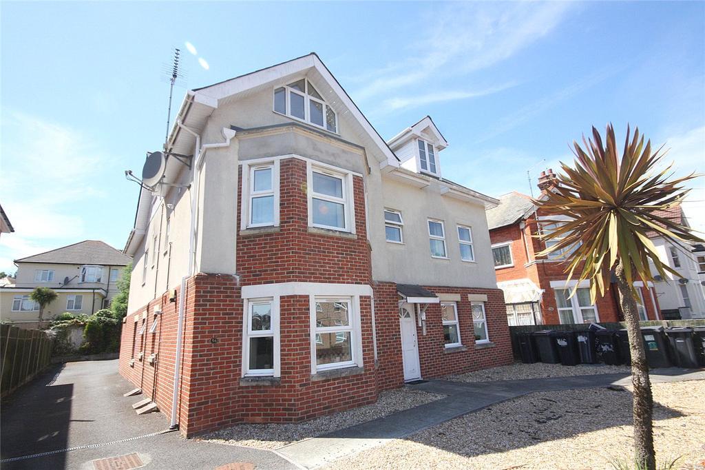 1 Bedroom Flat for sale in Alumhurst Road, Bournemouth, Dorset, BH4