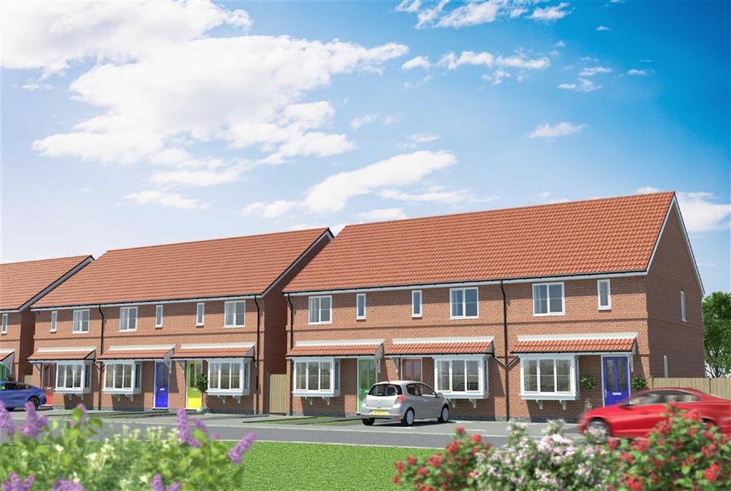2 Bedrooms Terraced House for sale in Marfleet Sidings, Marfleet Avenue, Hull, East Yorkshire, HU9