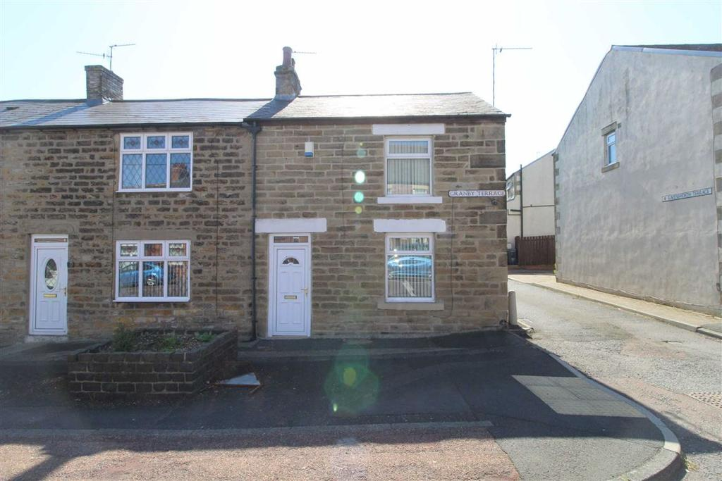 2 Bedrooms End Of Terrace House for sale in Granby Terrace, Sunniside, Newcastle Upon Tyne