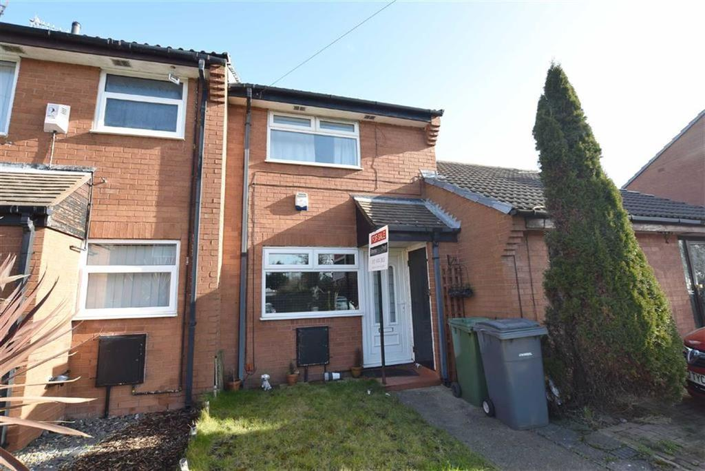 2 Bedrooms Terraced House for sale in Thornham Close, CH49