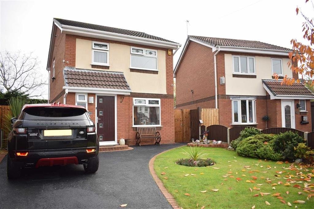 3 Bedrooms Detached House for sale in Norwich Drive, CH49