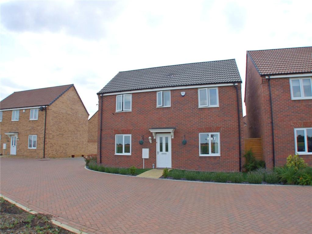 4 Bedrooms Detached House for sale in Duke Meadows, Market Deeping, Peterborough, PE6