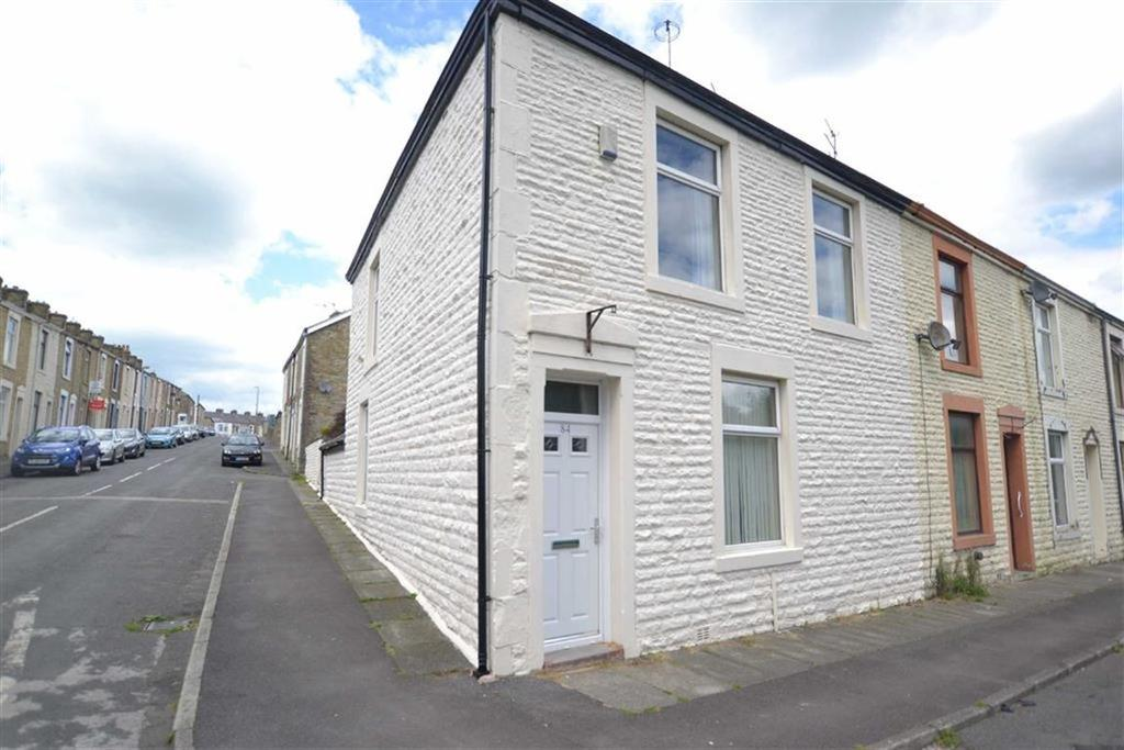 3 Bedrooms End Of Terrace House for sale in Railway Terrace, Great Harwood, BB6