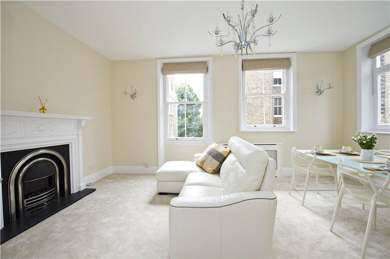 2 Bedrooms Flat for sale in Wetherby Mansions, Earl's Court Square, London, SW5