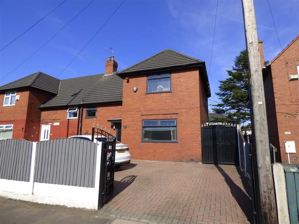 3 Bedrooms Semi Detached House for sale in Princess Road, Fallowfield, Manchester, M14