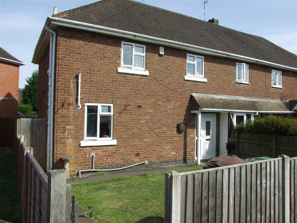 3 Bedrooms Semi Detached House for sale in Beechwood Road, Bedworth