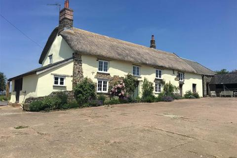 3 bedroom property with land for sale - Week, Chulmleigh, Devon, EX18
