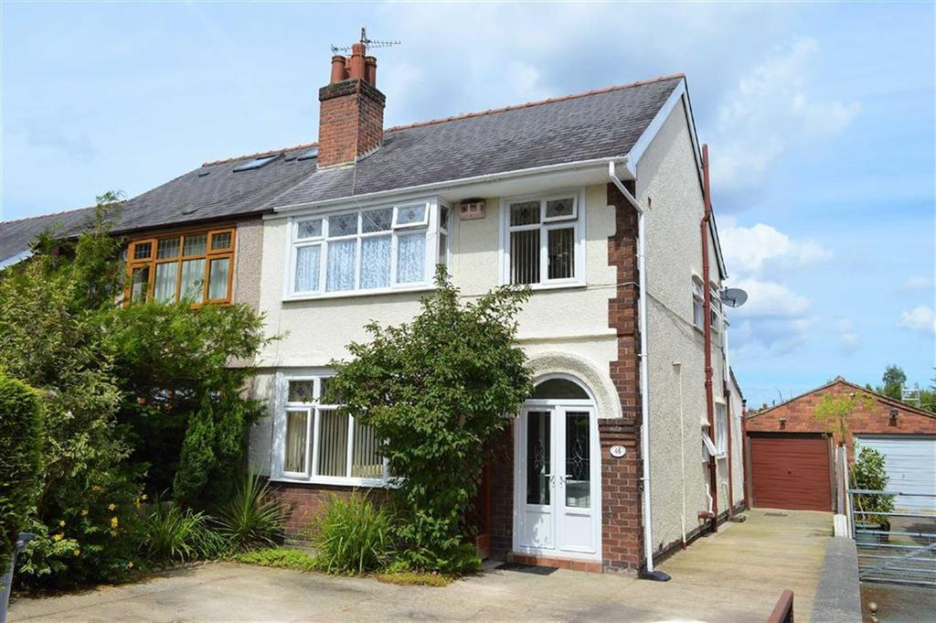 3 Bedrooms Semi Detached House for sale in Allport Road, CH62