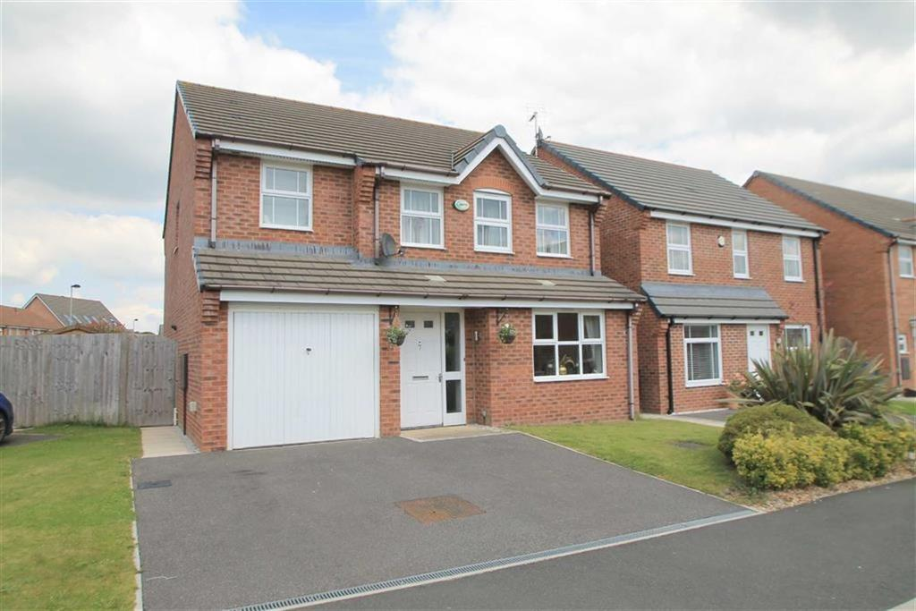 4 Bedrooms Detached House for sale in Charles Street, Brymbo, Wrexham