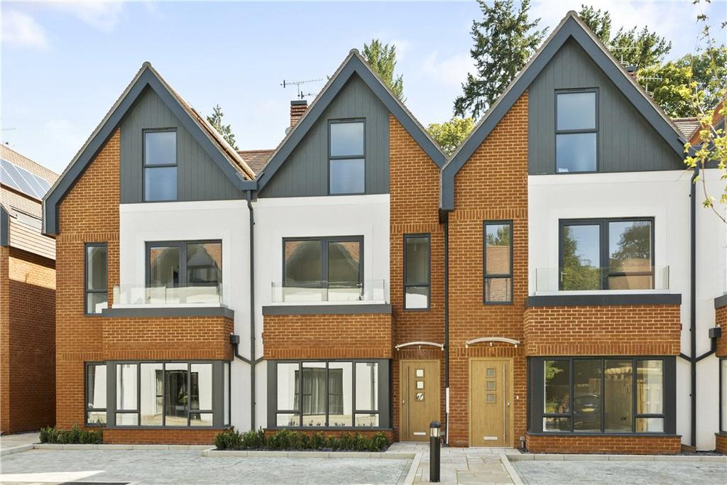 4 Bedrooms House for sale in Catherine's Walk, Chestnut Avenue, Guildford, GU2