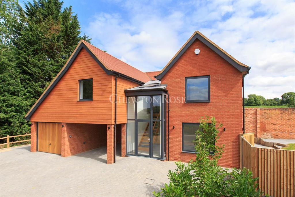 4 Bedrooms Detached House for sale in Stratford St Mary