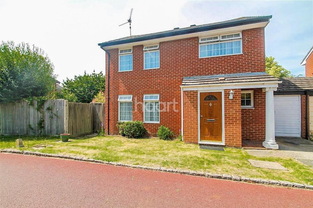 4 Bedrooms Link Detached House for rent in Ramsey Close, Lower Earley