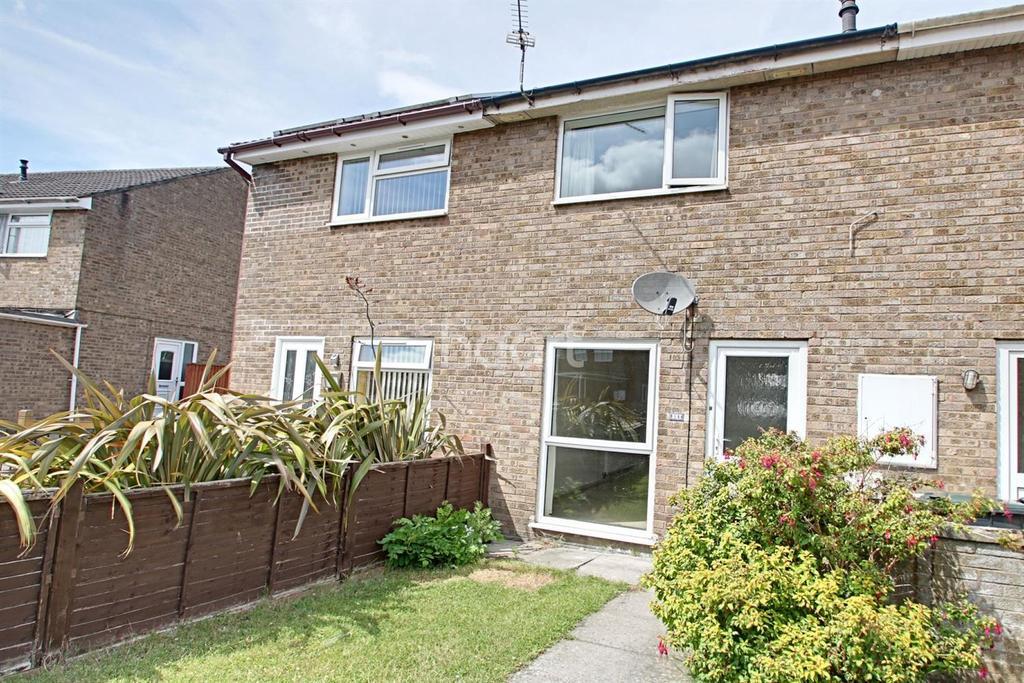 2 Bedrooms Terraced House for sale in Bideford Road, Maesglas, Newport