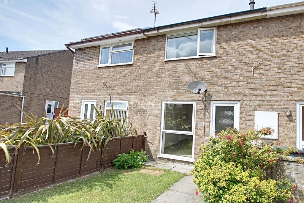 2 Bedrooms Terraced House for sale in Bideford Road, Maesglas, Newport