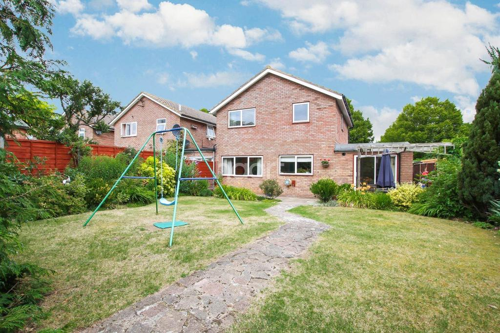 3 Bedrooms Detached House for sale in Hardings