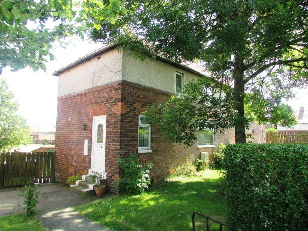 2 Bedrooms Semi Detached House for sale in CALVERT TERRACE, MURTON, SEAHAM DISTRICT