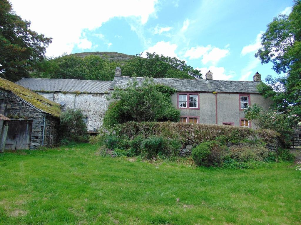 4 Bedrooms Farm House Character Property for sale in Croft House, Mosedale, Penrith, CA11 0XQ