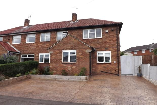 3 Bedrooms Semi Detached House for sale in Bailey Close, Daybrook, Nottingham, NG5