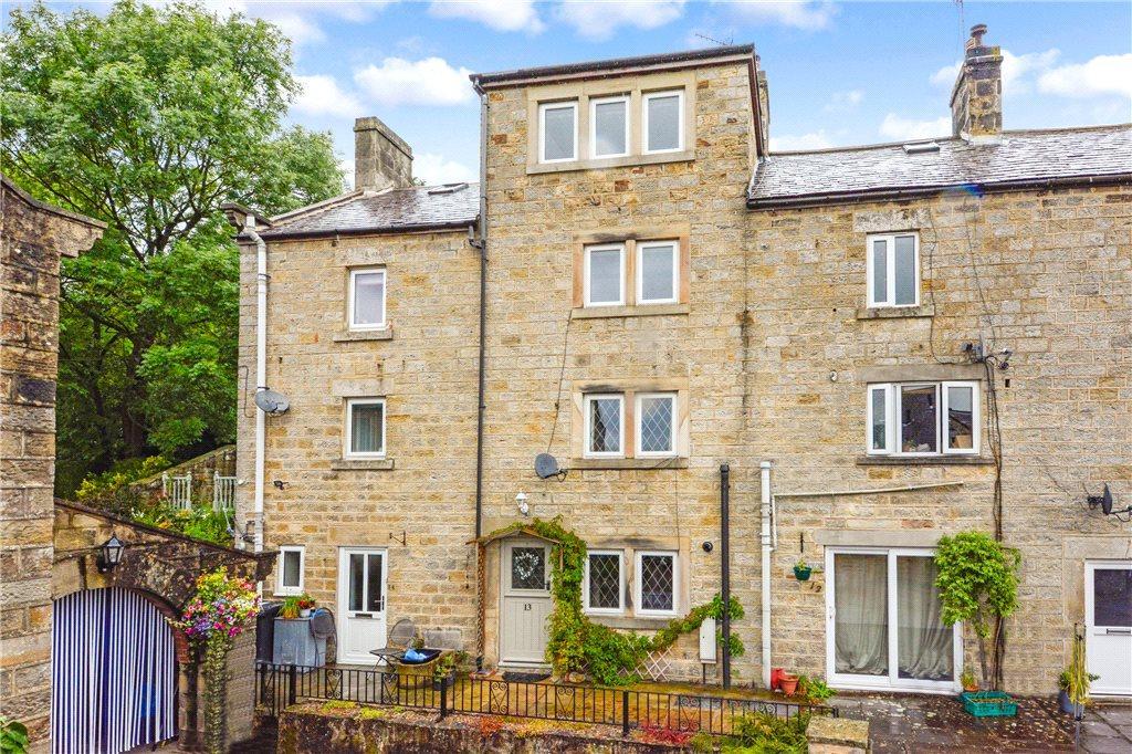 3 Bedrooms Terraced House for sale in High Row, Summerbridge, Harrogate, North Yorkshire
