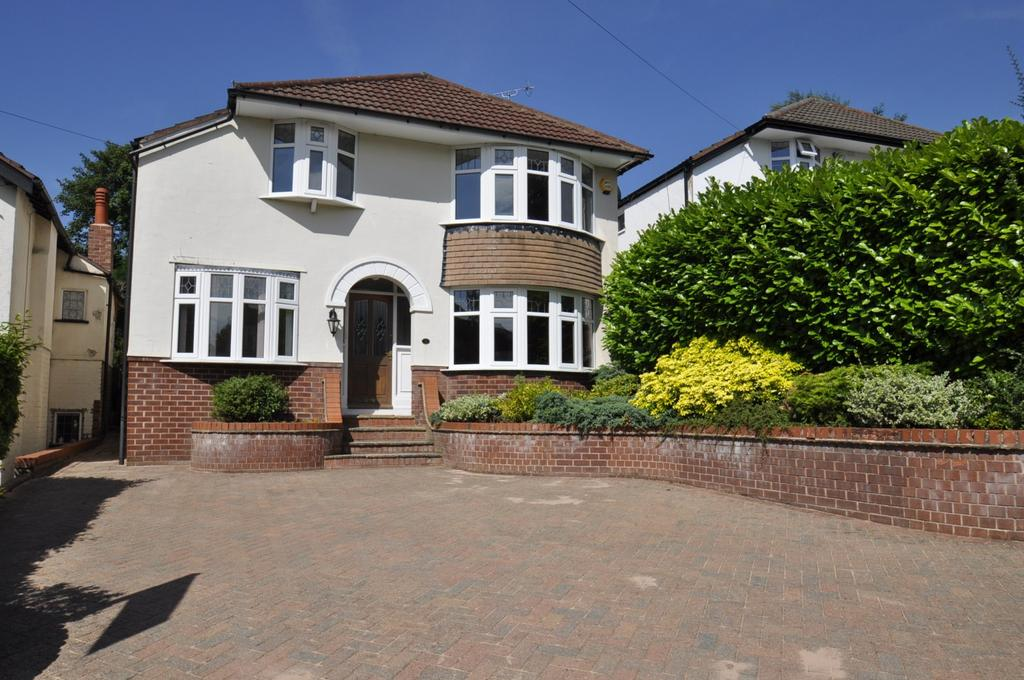 4 Bedrooms Detached House for sale in Waterloo Road, Bramhall