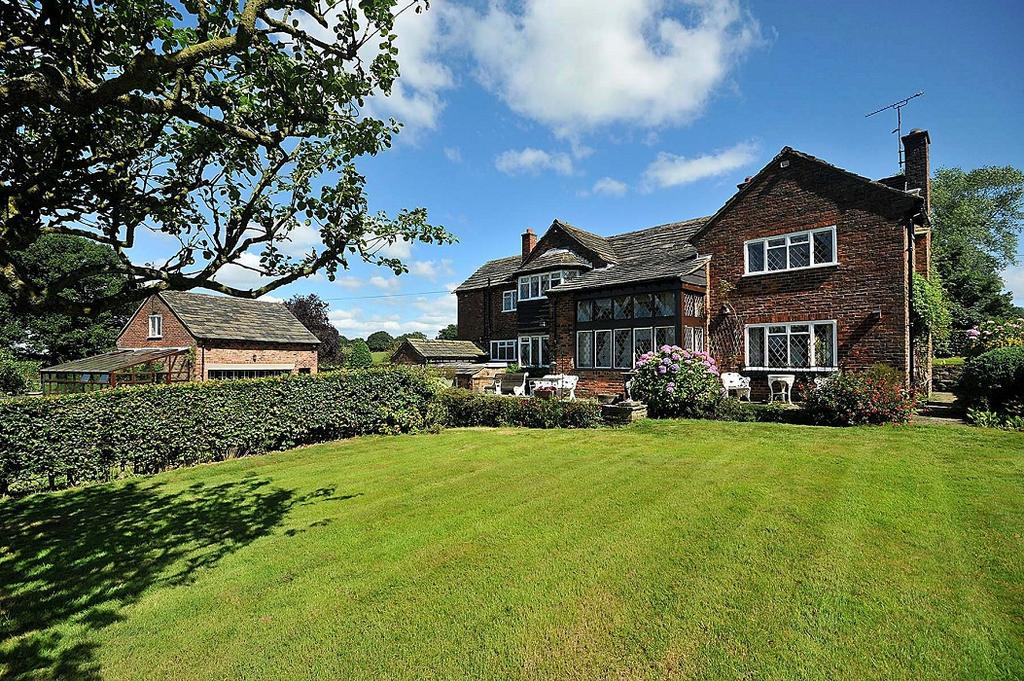 3 Bedrooms Detached House for sale in Hocker Lane