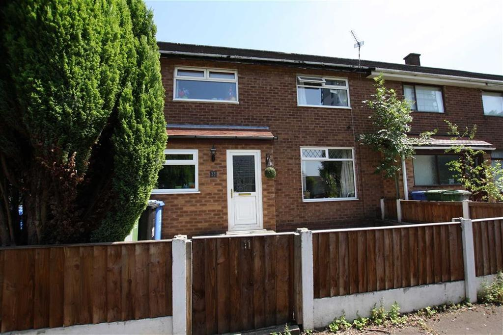 3 Bedrooms Terraced House for sale in Spruce Walk, Sale