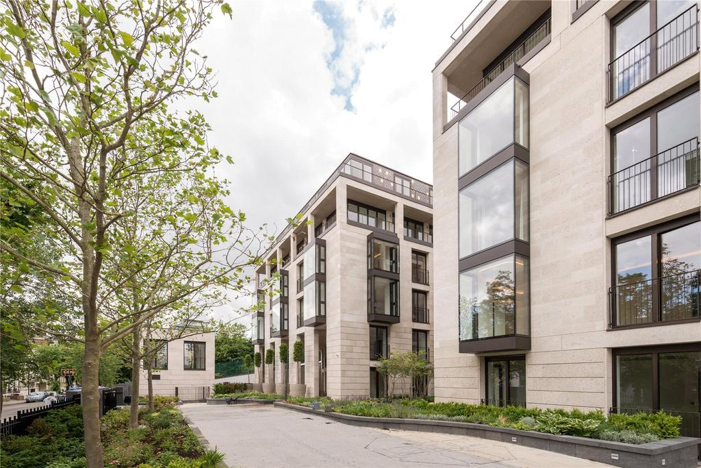 2 Bedrooms Flat for sale in St. Edmunds Terrace, St. John's Wood, London, NW8