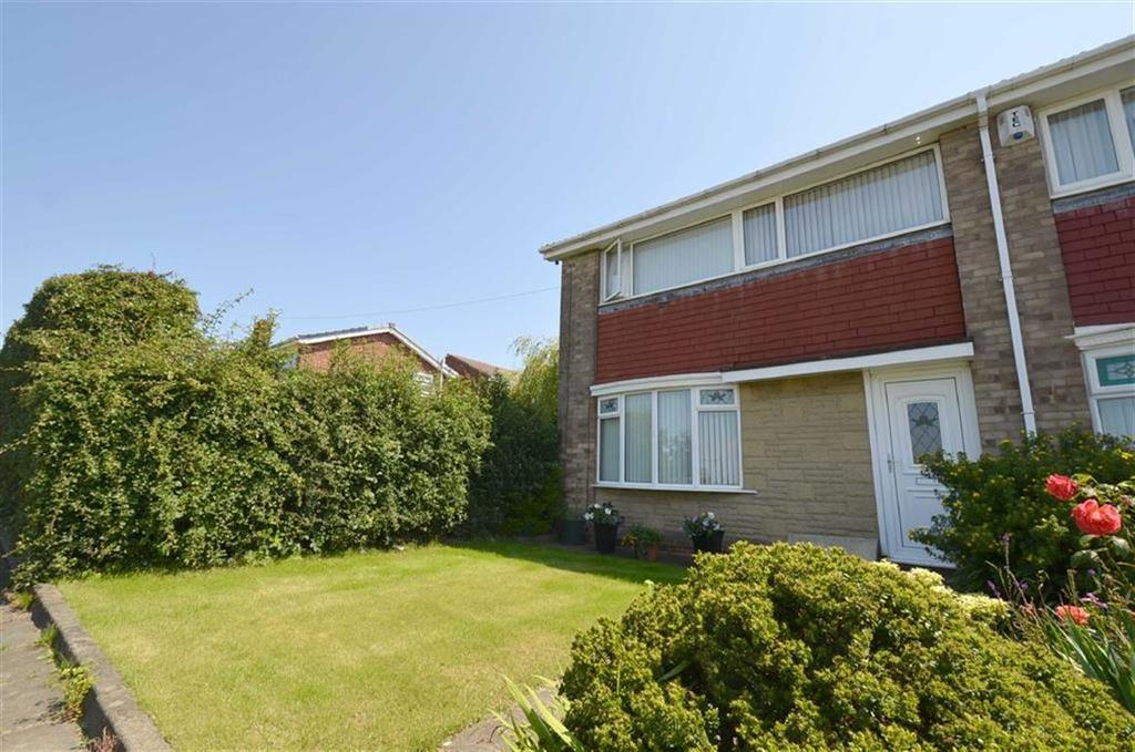 3 Bedrooms End Of Terrace House for sale in Chapel House